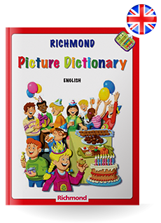 Capa Richmond Picture Dictionary